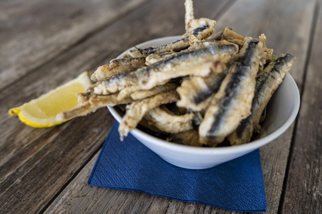 ristorante di pesce marina di cecina